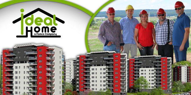 Green Residence, un proiect rezidențial la cel mai înalt nivel!